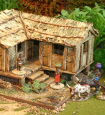 28mm Tribal Africa