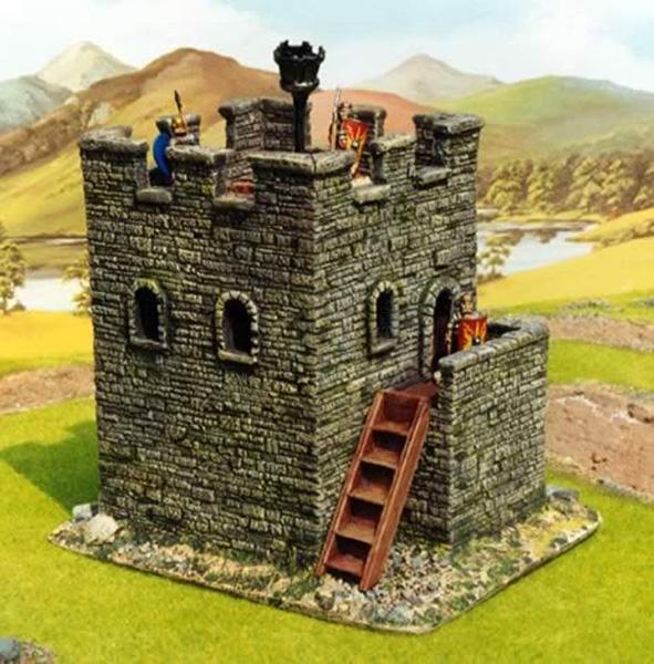 Stone Watchtower