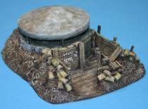 British HMG Pillbox