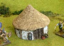British Celtic round house A