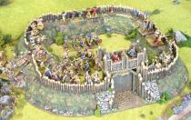 DA British Celtic Fortlet B rear tower