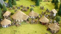 DA British Celtic village Deal A