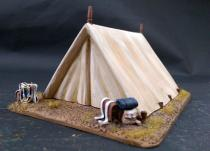 Closed ridge tent - base A drum -pack