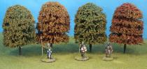 Deciduous Autumn 90mm Pack of 4