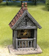 Enclosed Village Shrine