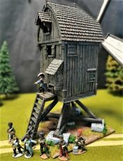 LIGNY - BRYE WINDMILL  -  ALTERNATIVE OPTION