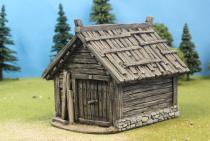 Mill House/Barn With Plank Roof