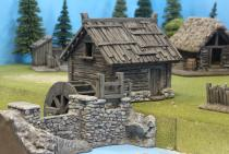 Millhouse Wheel Set - Plank Roof
