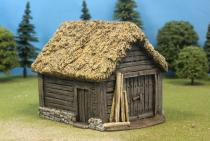 Millhouse / Barn With Thatch Roof