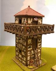 Timber and Daub Watchtower