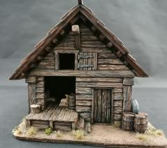 EE- Large Mill house / Barn