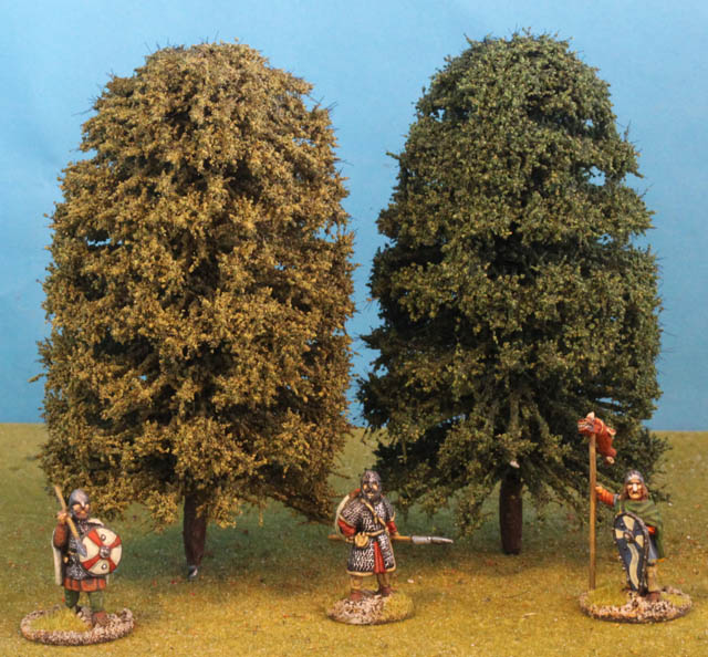 K&M Trees | GrandManner - Scale resin models and terrain buildings
