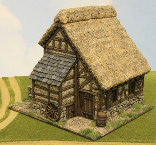 Holzhausen Thatched Cottage